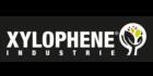 Logo xylophène 3 feuilles 140×70